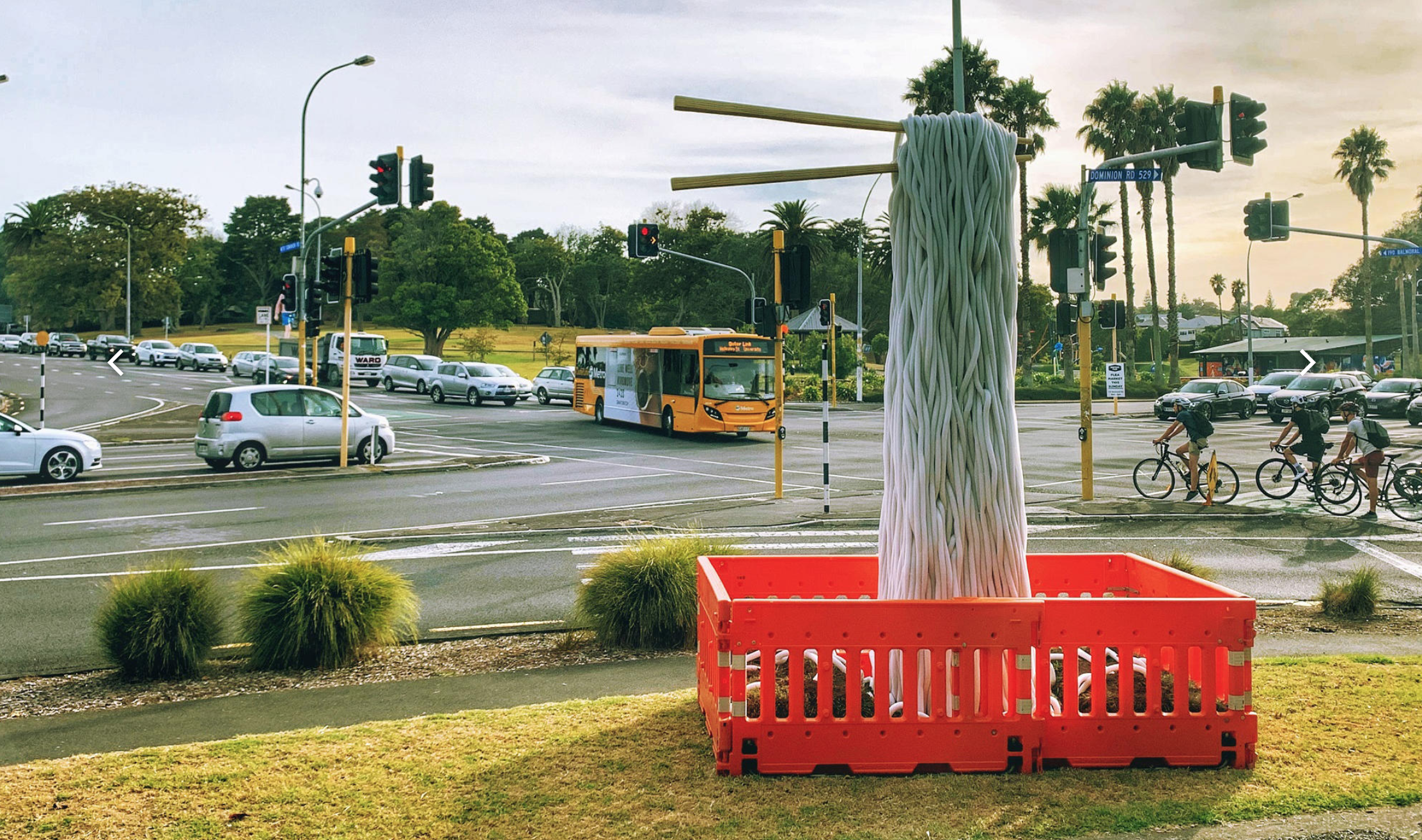 OnDo by Seung Yul Oh. Photo: Auckland Council Art Collection.