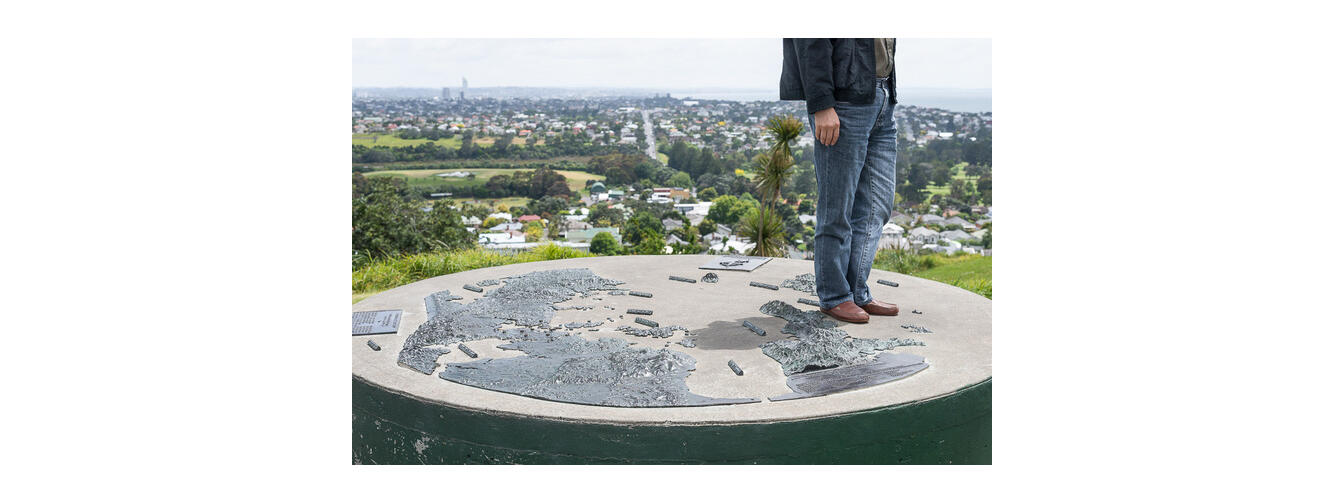 Takarunga - Mt Victoria, Devonport, The Long View - Mary Macpherson