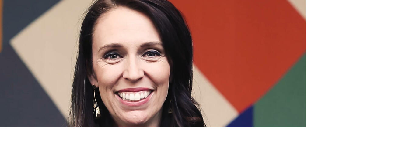 Prime Minister Jacinda Ardern. Photo supplied.