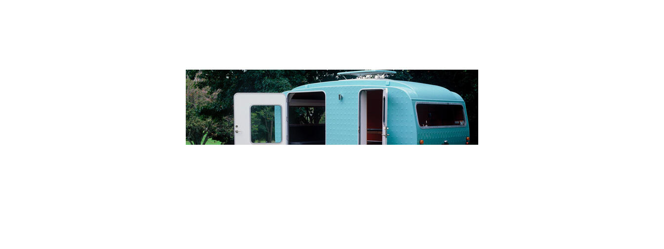 Caravan project, Katy Wallace