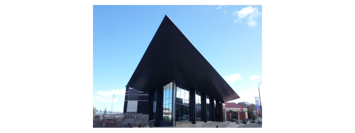 The new Toitu Otago Settlers Museum extension