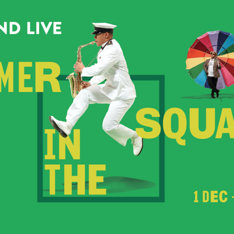 Were Celebrating Summer By Bringing Aucklands Biggest Free Backyard Party To Aotea Square