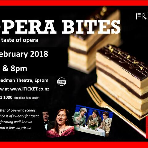 Opera Factory presents OPERA BITES