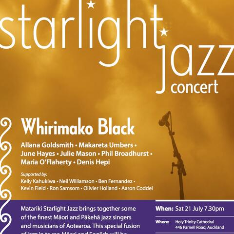 Matariki Starlight Jazz