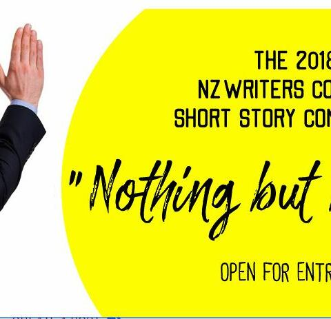 2018 NZ Writers College Short Story Competition | Events