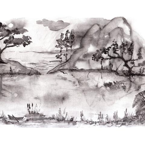 Selwyn Community Education: Zen Brush Painting Landscapes for Beginners