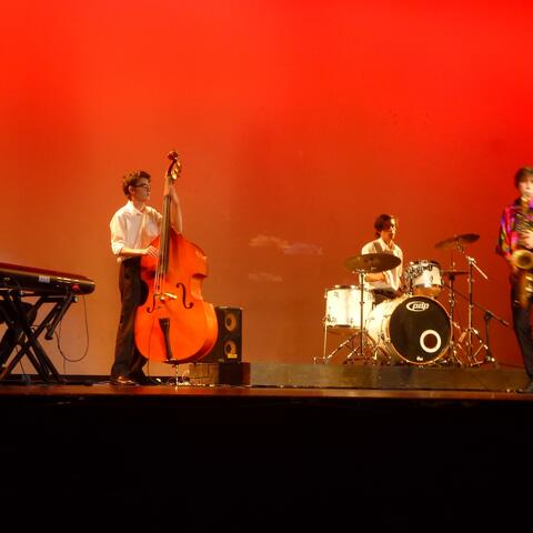 Toby and the Rest Jazz Quartet