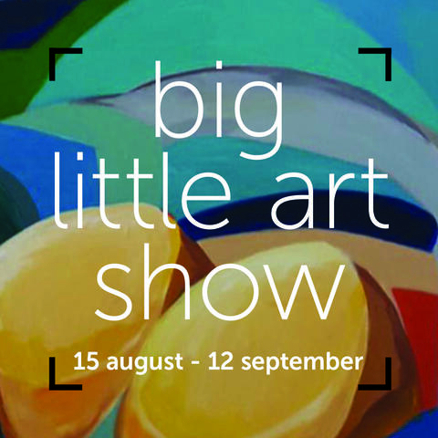 big little art show