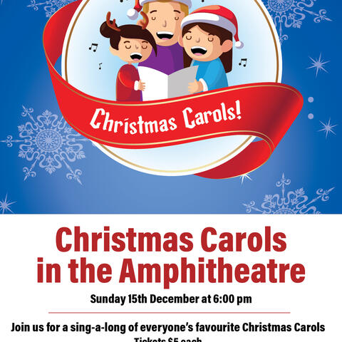 Christmas Carols in the Amphitheatre