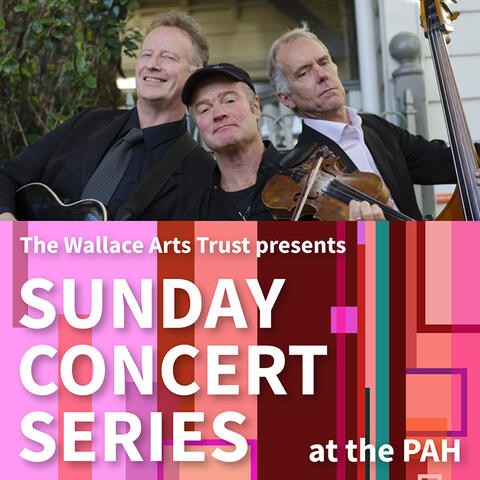 Sunday Concert Series Nairobi Trio