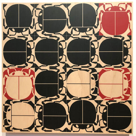 Richard Killeen - Repetition Ladybird