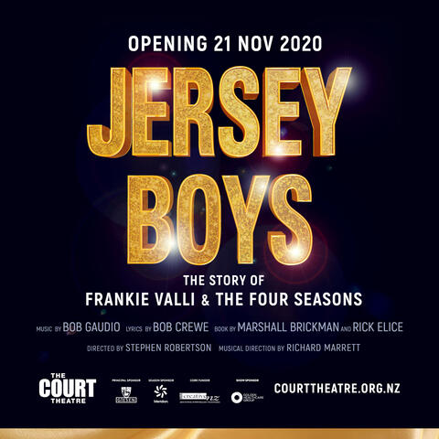 Jersey Boys at The Court Theatre