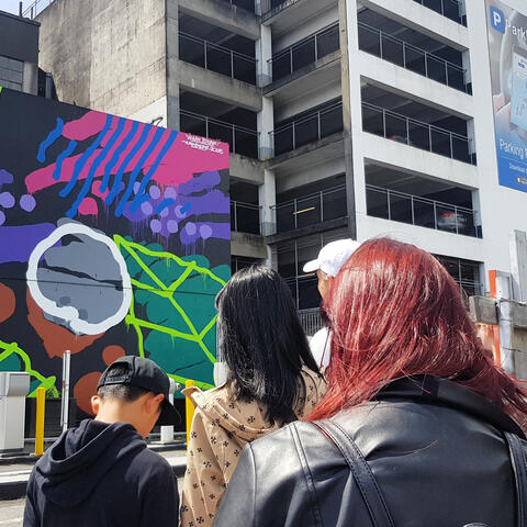 Open Late Guided Tour, Karangahape Rd, 2019