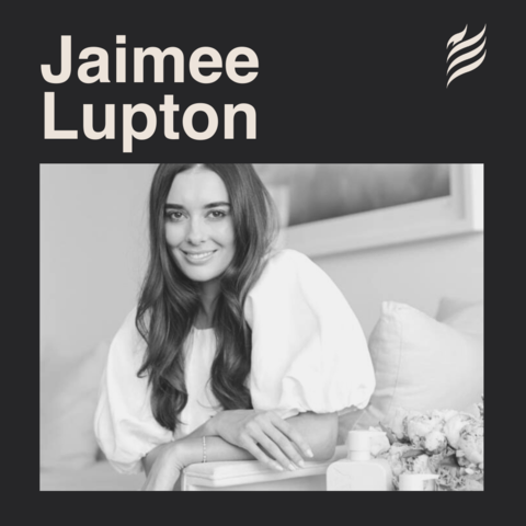 Speaker: Jaimee Lupton - Founder, MONDAY Haircare