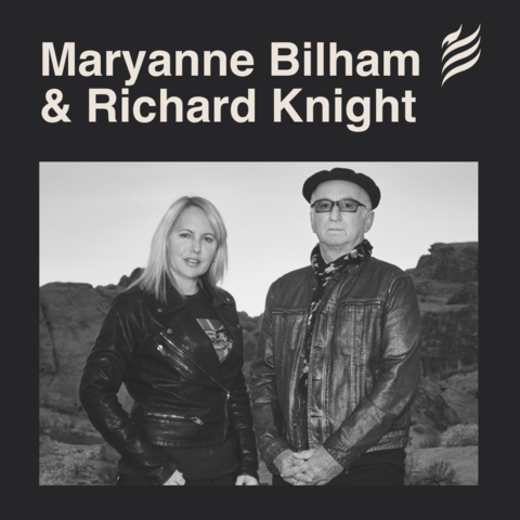 Speakers: Maryanne Bilham and Richard Knight - Celebrity Rock Photographers