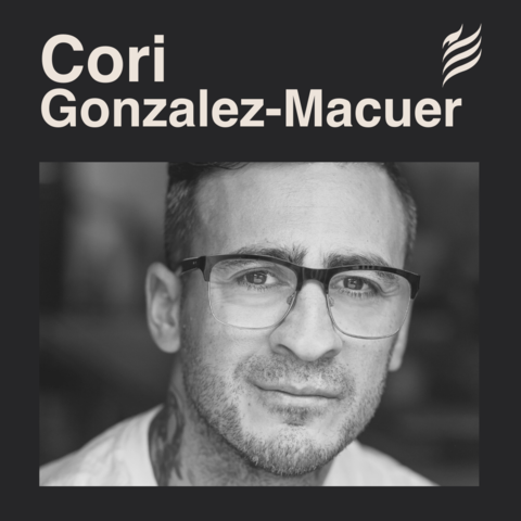Speaker: Cori Gonzalez-Macuer - Comedian, Actor, Mental Health Advocate
