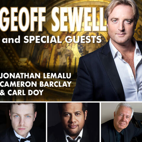Geoff Sewell and Special Guests
