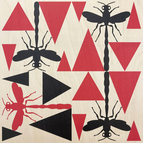 Richard Killeen - Repetition Triangle Wasp, 2021