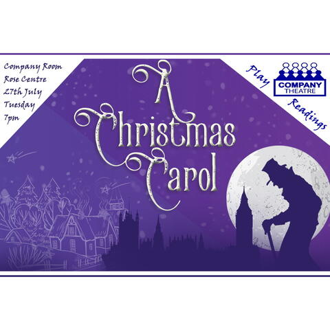 Join in or listen along to reading of A Christmas Carol in play form