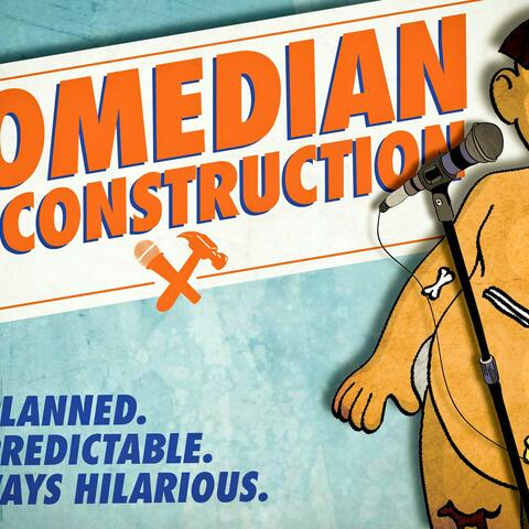 Comedian Deconstruction Poster image