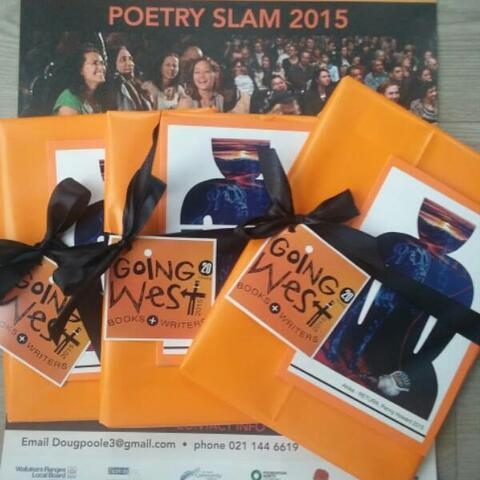 GOING WEST POETRY SLAM 2015