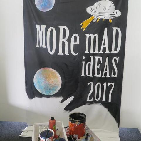 More Mad Ideas 2017 poster