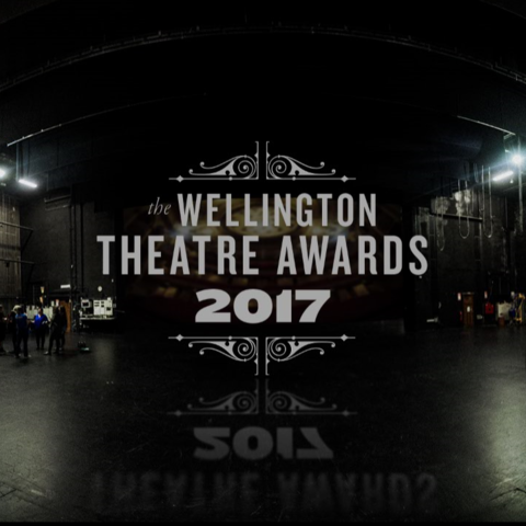 The Wellington Theatre Awards Logo