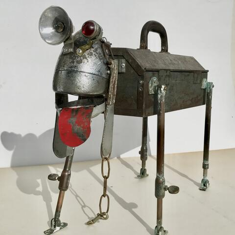 Rovermatic by Martin Robot Man Hoorspool
