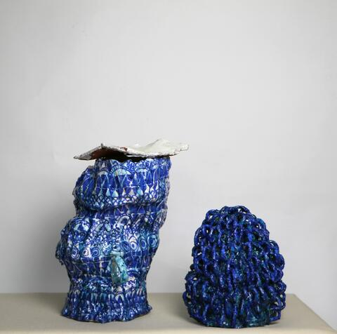 """2016 MMCA -3D entry """"Visiting Hours 1am to 1:45am"""" by Virginia Leonard"""