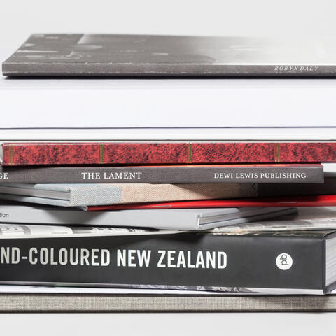 NZ Photobook of the Year Award 2017 FINALISTS