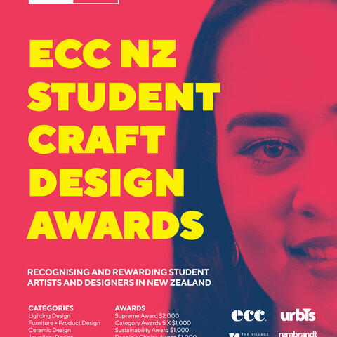 Share  sc 1 st  The Big Idea & Entries Called for ECC New Zealand Student Craft / Design Awards ...