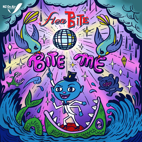 fleaBITE BITE ME new album