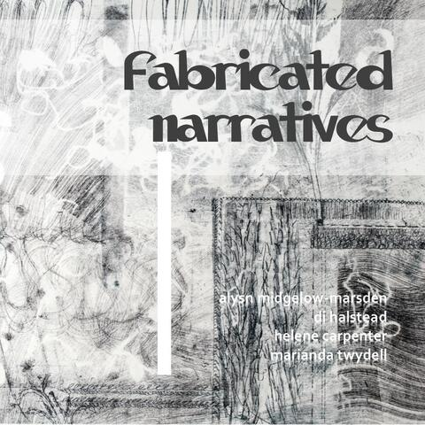 Fabricated Narratives Catalogue Front Page