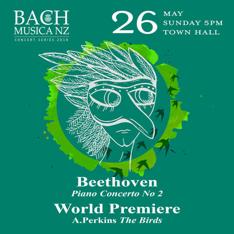 Bach Musica NZ: Beethoven & Perkins (world premiere) - image