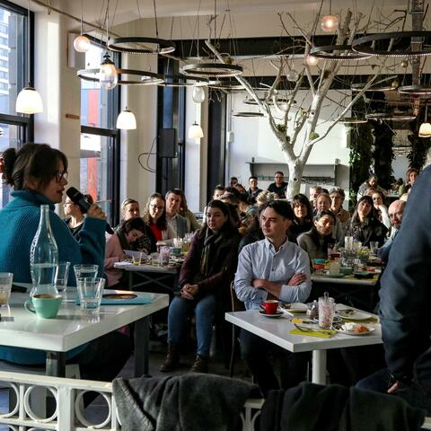 The Design Industry Breakfast will be a highlight during Ramp Festival week
