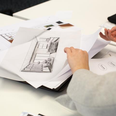 Spatial design has been added to Bachelor of Design at Wintec.