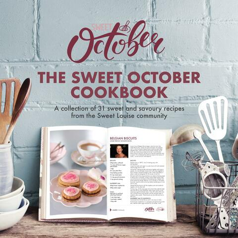 The Sweet October Cookbook