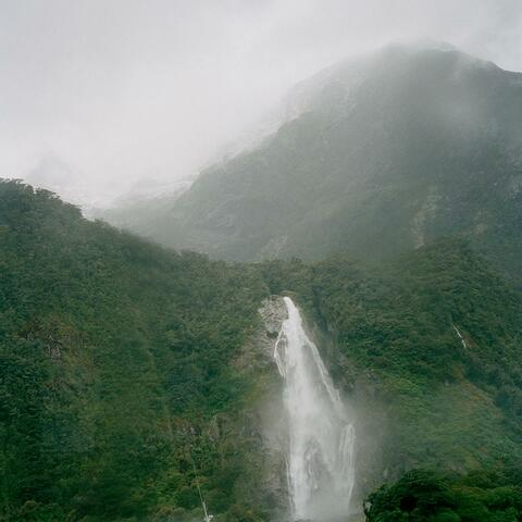 Gavin Hipkins The Homely Milford Sound (Falls), 2004 Colour Photograph