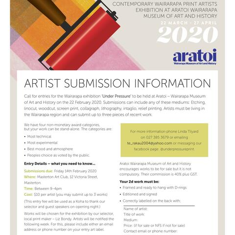 Submissions Information