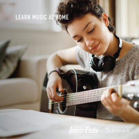Learn music at home with Lewis Eady's Live Online Music Lessons