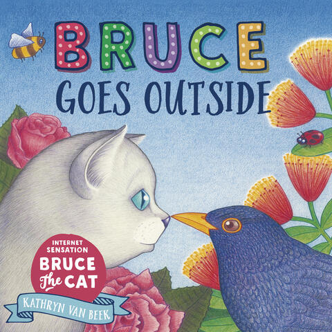 Bruce Goes Outside