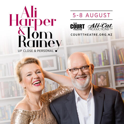 Up Close & Personal with Ali Harper & Tom Rainey