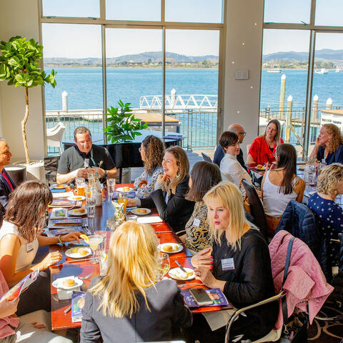 Creative Bay of Plenty's Creative Connections Lunch
