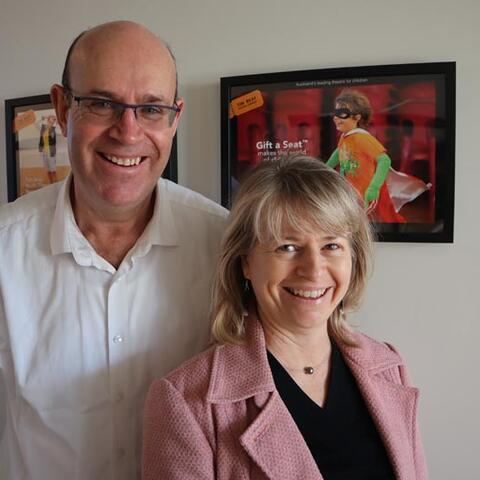 Tim Bray and Gail Rotherham, Tim Bray Theatre Company