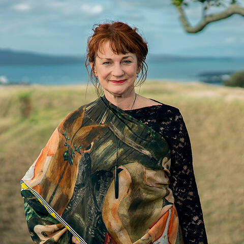 Shona McCullagh, Artistic Director, Auckland Arts Festival Photo: John McDermott