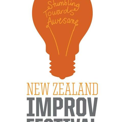 New Zealand Improv Festival Logo