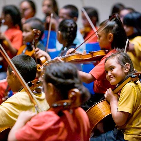 The children of Sistema Aotearoa by Adrian Malloch