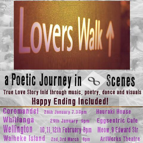 Lovers Walk poster