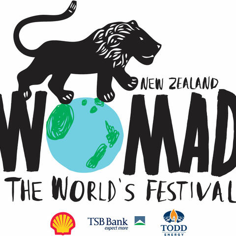 WOMAD NZ 2013 official logo