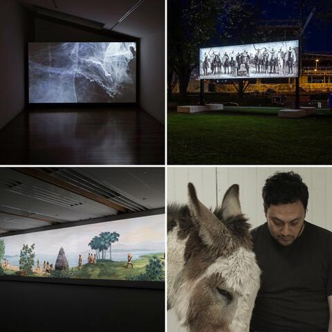 Walters Prize 2016 nominated artworks